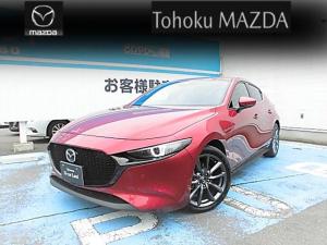 マツダ MAZDA3ファストバック XD Lパッケージ XD L PKG AWD/車線逸脱システム/360°ビューモニター/レーダークルーズ/シート&ステアリングヒーター/BOSE装着あり