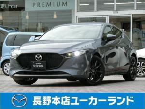マツダ MAZDA3ファストバック 2.0 X Lパッケージ 4WD 元試乗車 Bose革シート