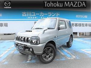 スズキ ジムニー 660 XG 4WD /5速マニュアル/メモリーナビ/アルミ