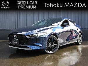 マツダ MAZDA3ファストバック 2.0 X プロアクティブ ツーリング セレクション 4WD