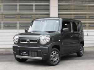 マツダ フレアクロスオーバー 660 XG 4WD 誤発進抑制制御/車線逸脱警報システム