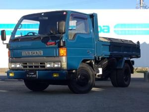 マツダ タイタントラック 4.3 ダンプ ロング 高床 ディーゼル 2t コボレーン付