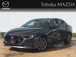 マツダ MAZDA3セダン 2.0 X Lパッケージ 4WD 360°ビュー/BOSEサ