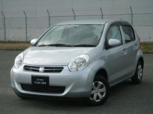 トヨタ パッソ 1.0 X クツロギ 12ヶ月保証