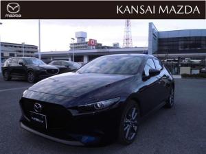 マツダ MAZDA3ファストバック 2.0 20S Lパッケージ 試乗車アップ サポカー