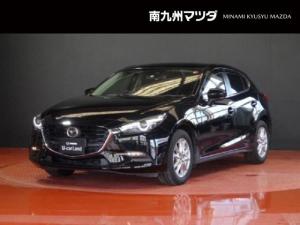 マツダ アクセラスポーツ 1.5 15S MT バックカメラ 認定中古車