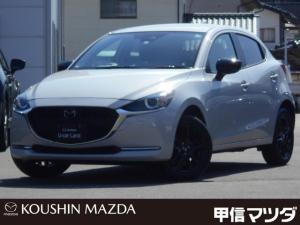 マツダ MAZDA2 1.5 XD ブラック トーン エディション ディーゼルター 4WD 360度モニター 車線逸脱 ETC ナビ Pセンサー