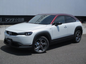 マツダ MX-30 2.0 100周年特別記念車 4WD ナビ 360度モニター ETC2.0 登録済未使用車