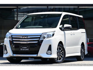 トヨタ ノア 2.0 Si ワンオーナー禁煙車・大型ナビ・ドラレコ