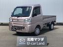 ダイハツ/ハイゼットトラック 660 スタンダード SAIIIt 3方開 4WD