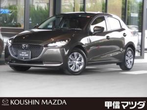 マツダ MAZDA2 1.5 15S スマート エディション 元当社試乗車 360モニター 禁煙車