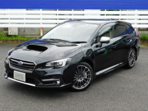レヴォーグ 1.6STI Sport EyeSight デモカー D型