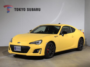 iスバル BRZ Yellow Edition 6MT メモリーナビ ETC