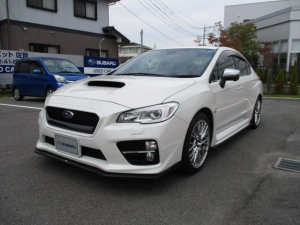 iスバル WRX S4 SporVita EyeSight搭載車