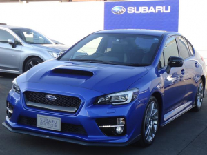 iスバル WRX S4 2.0GT-S EyeSight STIエアロ SDナビ