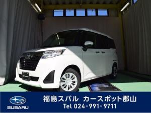 スバル ジャスティ Gスマートアシスト 4WD 元社用車