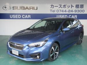 スバル インプレッサスポーツ 2.0i-S アイサイト SDナビ ETC 認定中古車
