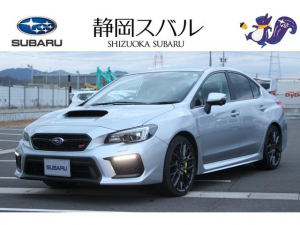 スバル WRX STI Type S 6MT 大型リヤスポ ブレンボ ★カースポット三島OPEN記念車☆