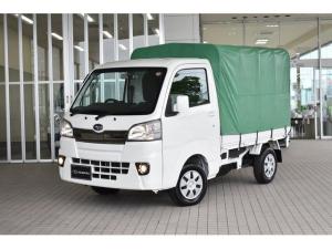 スバル サンバートラック TC 幌付仕様 ナビ・カメラ・ETC・リモコンキー装着車