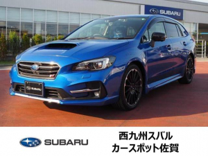 スバル レヴォーグ 1.6STISport EyeSight BlackSele