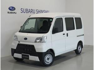 スバル サンバーバン トランスポーター(弊社社有車)