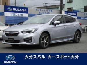 スバル インプレッサスポーツ 1.6i-L アイサイト S-スタイル 元社用車