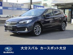 スバル インプレッサスポーツ 2.0i-L アイサイト 元社用車