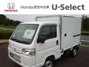 ホンダ アクティトラック デリバリー660保冷4型 左側スライド扉 4WD