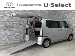 ホンダ N-BOX+ G・Lパッケージ 福祉車両 純正ナビ リアカメラ