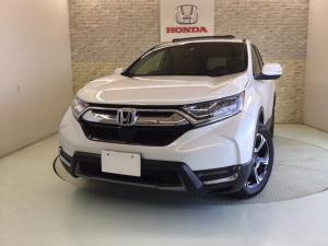 ホンダ CR-V EX・マスターピース ホンダセンシング 茶色レザーシート S