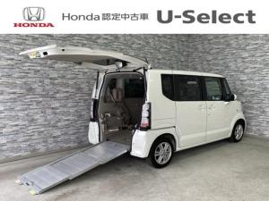 ホンダ N-BOX+ G・Lパッケージ 福祉車両 ナビ ETC