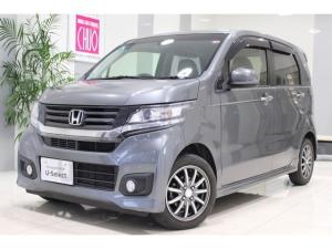 ホンダ N-WGNカスタム G・ターボパッケージU-Select認定車一年保証付き