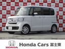 ホンダ/N-BOX G・Lホンダセンシング 元展示車シートヒーターナビBカメラB