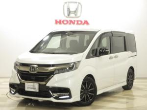ホンダ ステップワゴン モデューロX ホンダセンシング 当店試乗車アップ車両