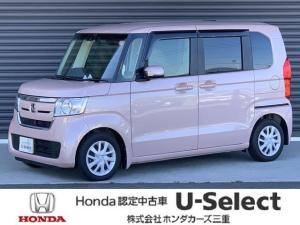ホンダ N-BOX G・Lホンダセンシング 当社デモカー インターナビ 両PSD