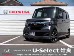 ホンダ N-BOXカスタム G・Lホンダセンシング デモカー