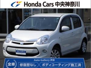 トヨタ パッソ 1.0X Lパッケージ・キリリ 純正ワンセグナビ