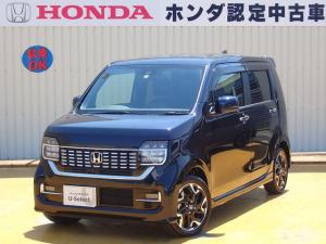 ホンダ N-WGNカスタム L・ターボホンダセンシング 元当社社用車