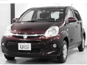 トヨタ パッソ XLキリリ4WD 1年保証 禁煙1オ-ナ-車 ナビ HID