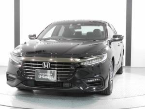 ホンダ インサイト EX・ブラックスタイル ホンダセンシング 試乗車 ナビ