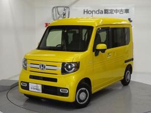 ホンダ N-VAN+スタイル ファン・ホンダセンシング ワンオーナー ETC