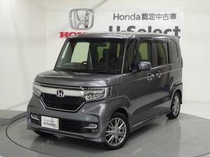 ホンダ N-BOXカスタム G・EX カスタム660G EX ワンオーナー ETC
