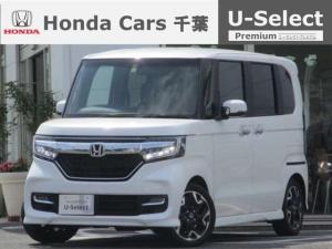 ホンダ N-BOXカスタム G・EXターボホンダセンシング 試乗車 デモカー 2年保証