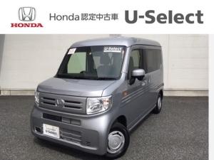 ホンダ N-VAN L・ホンダセンシング 元デモカー ドラレコ