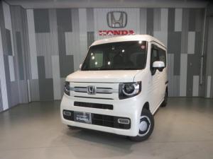 ホンダ N-VAN+スタイル ファン・ターボホンダセンシング 当社デモカー ギャザスメモリ