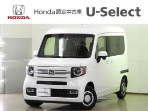 ホンダ N-VAN+スタイル ファン・ホンダセンシング 衝突軽減B Mナビ LEDヘッドラ