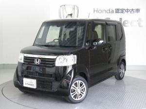 ホンダ N-BOX G・Lパッケージ ワンオーナ メモリーナビ ETC
