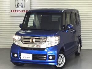 ホンダ N-BOXカスタム G 4WD インターナビ TV バックカメラ ETC