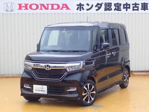 ホンダ N-BOXカスタム G・Lホンダセンシング 衝突被害軽減ブレーキ 外品ナビ
