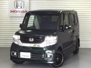 ホンダ N-BOXカスタム G SSブラックスタイルパッケージ 衝突軽減ブレーキ装備車